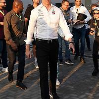 28.11.2019, Yas Marina Circuit, Abu Dhabi, FORMULA 1 ETIHAD AIRWAYS ABU DHABI GRAND PRIX 2019<br />, im Bild<br />Toto Wolff (Mercedes)<br /> <br /> Foto © nordphoto / Bratic