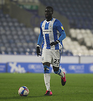 Huddersfield Town's Mouhamadou Naby Sarr<br /> <br /> Photographer Mick Walker/CameraSport<br /> <br /> The EFL Sky Bet Championship - Huddersfield Town v Birmingham City - Tuesday 2nd March 2021 - The John Smith's Stadium - Huddersfield<br /> <br /> World Copyright © 2020 CameraSport. All rights reserved. 43 Linden Ave. Countesthorpe. Leicester. England. LE8 5PG - Tel: +44 (0) 116 277 4147 - admin@camerasport.com - www.camerasport.com