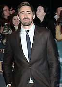 Dec 1, 2014 - The Hobbit: The Battle Of The Five Armies -World Premiere - Red Carpet arrivals at Odeon,  Leicester Square, London<br /> <br /> Pictured: Lee Pace<br /> ©Exclusivepix Media