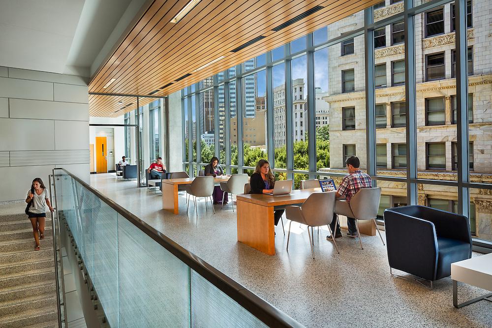 GSU Law School 2nd Floor Lobby - Atlanta, GA