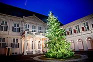 kerstboom paleis