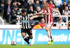 Newcastle United v Stoke City - 16 Sept 2017