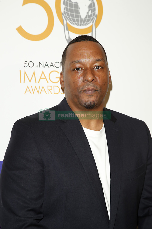 March 9, 2019 - Los Angeles, CA, USA - LOS ANGELES - MAR 9:  Deon Taylor at the 50th NAACP Image Awards Nominees Luncheon at the Loews Hollywood Hotel on March 9, 2019 in Los Angeles, CA (Credit Image: © Kay Blake/ZUMA Wire)