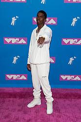 August 21, 2018 - New York City, New York, USA - 8/20/18.Christian Combs at the 2018 MTV Video Music Awards at Radio City Music Hall in New York City. (Credit Image: © Starmax/Newscom via ZUMA Press)