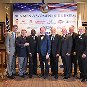 Rancho Cucamonga Chamber Men and Women in Uniform Red Hill Country Club 2016
