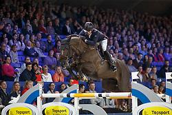 Smolders Harrie, (NED), Don VHP Z <br /> Grand Prix Topsport Vlaanderen<br /> Vlaanderen Kerstjumping - Memorial Eric Wauters - <br /> Mechelen 2015<br /> © Hippo Foto - Dirk Caremans<br /> 29/12/15