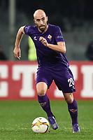 Borja Valero Fiorentina <br /> Firenze 18-02-2016 Stadio Artemio Franchi, Football, Europa League round of 32 Sedicesimi di finale Fiorentina - Tottenham .  Foto Andrea Staccioli / Insidefoto