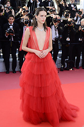 May 26, 2019 - WORLD RIGHTS.Cannes, France, 25.05.2019, 72th Cannes Film Festival in Cannes. The 72th edition of the film festival will run from May 14 to May 25. .Closing Ceremony Red Carpet .NZ. Catalin Mitulescu .Fot. Radoslaw Nawrocki/FORUM (FRANCE - Tags: ENTERTAINMENT; RED CARPET) (Credit Image: © FORUM via ZUMA Press)
