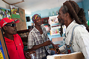 'Ras Cover' Rastafarian community, Trinityville, St Thomas, Jamaica.