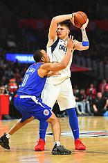 Mavericks V Clippers - 20 Dec 2018