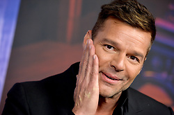 Ricky Martin attends the screening of FX's 'The Assassination Of Gianni Versace: American Crime Story' on March 19, 2018 in Los Angeles, California. Photo by Lionel Hahn/AbacaPress.com