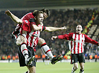 SOUTHAMPTON V PORTSMOUTH CARLING CUP 02/12/2003<br />