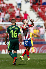 Atletico de Madrid v Eibar - 15 September 2018