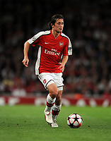 Fotball<br /> England<br /> Foto: Fotosports/Digitalsport<br /> NORWAY ONLY<br /> <br /> Emirates Stadium Arsenal v Olympiakos (2-0) Champions League Group H 29/09/2009<br /> Tomas Rosicky   (Arsenal)