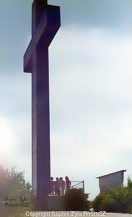Holy Land Cross in the 1970s