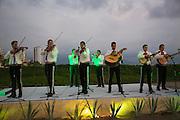 Mariachi band, Puerto Vallarta, Jalisco, Mexico