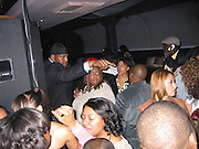 **EXCLUSIVE**.Security pointing out to Janet (beige jacket) so they can escort her out after having a fight with Kimora Lee Simmons.Alicia Keys 26th Birthday Party.Bed Nightclub.New York, NY, USA .Wednesday, January 24, 2007.Photo By Selma Fonseca/Celebrityvibe.com.To license this image call (212) 410 5354 or;.Email: celebrityvibe@gmail.com; .Website: http://www.celebrityvibe.com/.