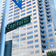 400 Capitol Mall Office infrastructure- architectural and Interior Photography example of Chip Allen's work.