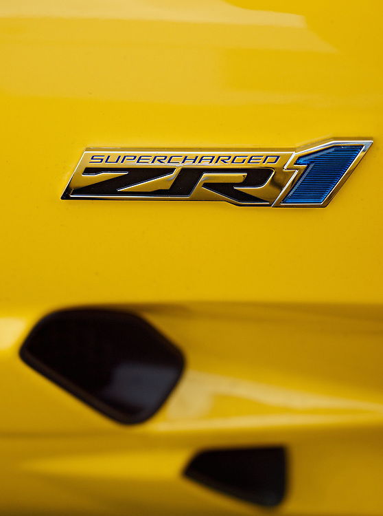 Race days - Chevrolet Corvette C6 ZR1