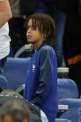 France's Kylian Mbappe brother during France v Republic of Ireland friendly football match at the Stade de France, St-Denis, France on May 28, 2018. France won 2-0. Photo by Henri Szwarc/ABACAPRESS.COM
