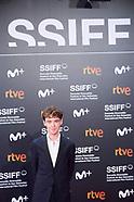 091821 69th San Sebastian International Film Festival: 'Earwig' Photocall