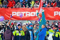 Sporn Andrej before 2nd run of Men's Giant Slalom race of FIS Alpine Ski World Cup 57th Vitranc Cup 2018, on March 4, 2018 in Podkoren, Kranjska Gora, Slovenia. Photo by Mirko Kunsic