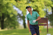 Patrick Naughton (Limerick) during the final round of the Connacht Boys Amateur Championship, Oughterard Golf Club, Oughterard, Co. Galway, Ireland. 05/07/2019<br /> Picture: Golffile   Fran Caffrey<br /> <br /> <br /> All photo usage must carry mandatory copyright credit (© Golffile   Fran Caffrey)