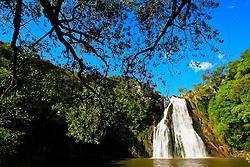 Cachoeira Véu de Noiva, no lugarejo de Rio Claro, interior de Encruzilhada do Sul. FOTO: Jefferson Bernardes/Preview.com
