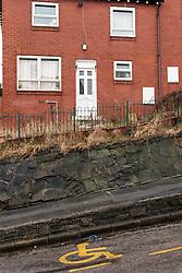 Wyborne housing estate, Sheffield