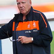 NLD/Katwijk/20100809 - Training van het Nederlands elftal, perschef Kees Jansma