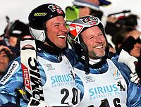 ◊Copyright:<br />GEPA pictures<br />◊Photographer:<br />Franz Pammer<br />◊Name:<br />Kjus<br />◊Rubric:<br />Sport<br />◊Type:<br />Ski alpin<br />◊Event:<br />FIS Weltcup, RTL der Herren<br />◊Site:<br />Beaver Creek, Colorado, USA<br />◊Date:<br />04/12/04<br />◊Description:<br />Aksel Lund Svindal,  Lasse Kjus (NOR)<br />◊Archive:<br />DCSPA-041204130<br />◊RegDate:<br />04.12.2004<br />◊Note:<br />8 MB - SU/SU