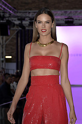 July 2, 2018 - Berlin, Deutschland - Alessandra Ambrosio.LASCANA Fashion Show, Berlin, Germany - 02 Jul 2018 (Credit Image: © face to face via ZUMA Press)