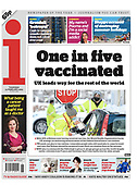 February 11, 2021 (UK): Front-page: Today's Newspapers In United Kingdom