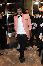 PRINCE CASSIUS at a Cocktail party to celebrate the opening of the new Miu Miu boutique, 150 New Bond Street, London hosted by Miuccia Prada and Patrizio Bertelli on 3rd December 2010.