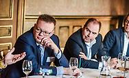 Symposium van Financial Controllers uit het bankwezen. Organisatie symposium door Risk & Compliance Platform Europe.