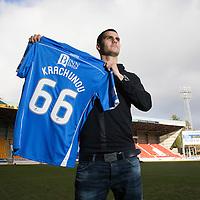 St Johnstone Sign Krachunov & Doyle