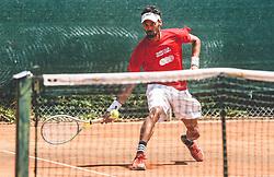 Matjaz Jurman  - Djuro, Finale Telemach 1. moske clanske lige med TK Triglav Kranj in TK Terme Ptuj,  on June 27, 2021 in Kranj, Slovenia. Photo by Vid Ponikvar / Sportida