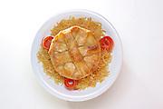 Belo Horizonte_MG, Brasil...Detalhe de um salgado para lanche, esse salgado e popular no Brasil...A snack, this is a popular food in Brazil...Foto: BRUNO MAGALHAES / LEO DRUMOND / NITRO