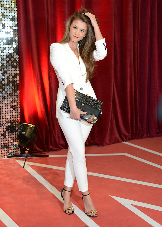 The British Soap Awards  Media City Manchester<br /> <br /> Pix Dave Nelson