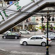 THA/Bangkok/201607111 - Vakantie Thailand 2016 Bangkok, Straatbeeld van Bangkok