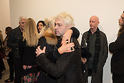 AMANDA ELIASCH; TIM NOBLE,, STICKS WITH DICKS AND SLITS, Tim Noble and Sue Webster. Blain Southern. hanover Sq. london. 2 February 2017
