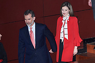 031417 Spanish Royals Attend 'Honorary Ambassadors of the Spain Brand'