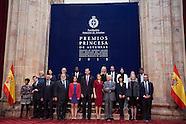102315 Princesa de Asturias Awards 2015 - Day 2