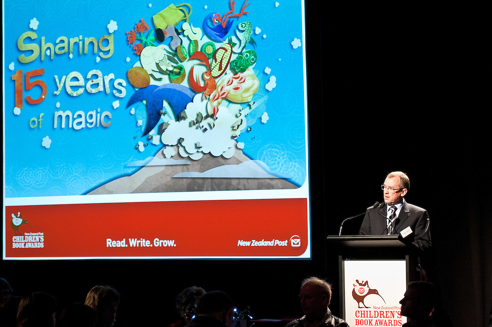 2011 New Zealand Post Children's Book Awards.  Wednesday May 18, 2011 Auckland Convention Centre, 50 Mayoral Drive, Auckland CBD 1010.  Photo by Mark Tantrum   www.marktantrum.com