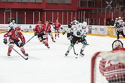 Alps League Ice Hockey match between HDD SIJ Jesenice and HK SZ Olimpija on March 2, 2020 in Ice Arena Podmezakla, Jesenice, Slovenia. Photo by Peter Podobnik / Sportida