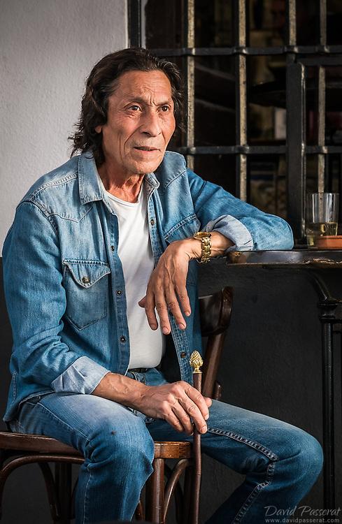 "Manuel Santiago ""Manolete""."