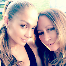 """Jennifer Lopez releases a photo on Instagram with the following caption: """"Forever friends... \ud83d\udc95"""". Photo Credit: Instagram *** No USA Distribution *** For Editorial Use Only *** Not to be Published in Books or Photo Books ***  Please note: Fees charged by the agency are for the agency's services only, and do not, nor are they intended to, convey to the user any ownership of Copyright or License in the material. The agency does not claim any ownership including but not limited to Copyright or License in the attached material. By publishing this material you expressly agree to indemnify and to hold the agency and its directors, shareholders and employees harmless from any loss, claims, damages, demands, expenses (including legal fees), or any causes of action or allegation against the agency arising out of or connected in any way with publication of the material."""