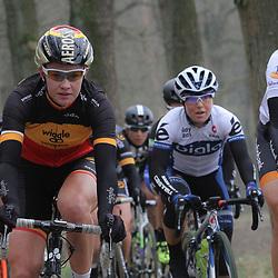 HOOGEVEEN cycling: The first manche of the UCI womens worldcup the Boels Rental ronde van Drenthe<br />Jolien d'Hoore