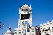 The Strip, Las Vegas, Nevada.The Venetian, Las Vegas, Nevada.