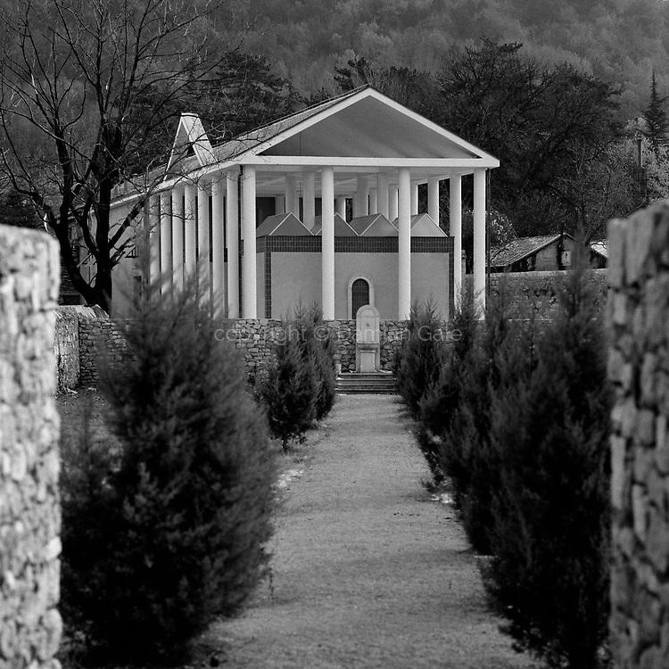 Pokopališče v Sežani